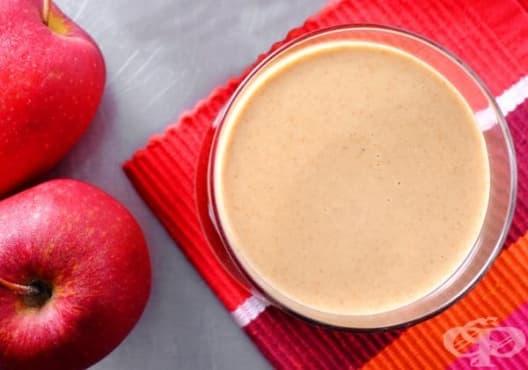 Подобрете храносмилането с ябълка, банан и ленено семе - изображение