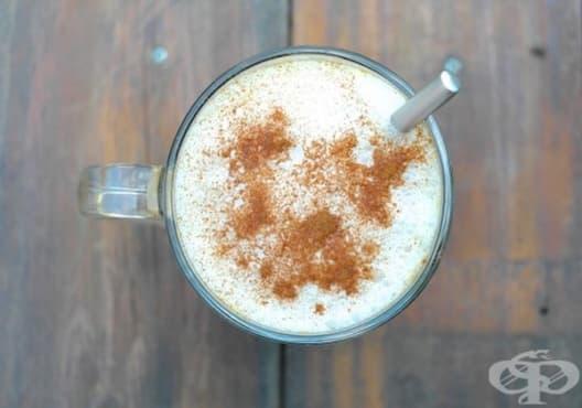 Подобрете храносмилането с напитка от тиква, кокос и канела - изображение
