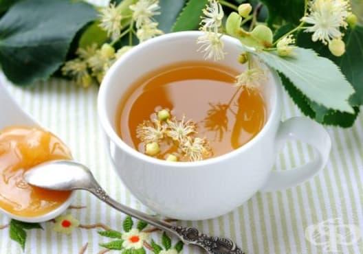 Подобрете кръвообращението с чай от липа - изображение