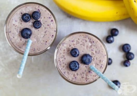 Подобрете паметта и концентрацията с напитка от орехи, грозде и боровинки - изображение