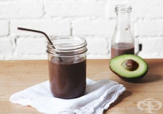Подобрете паметта и настроението с напитка от авокадо, бадем и шоколад - изображение