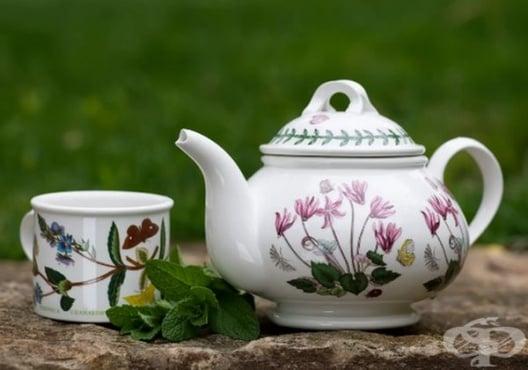 Подобрете паметта с чай от мента и розмарин - изображение