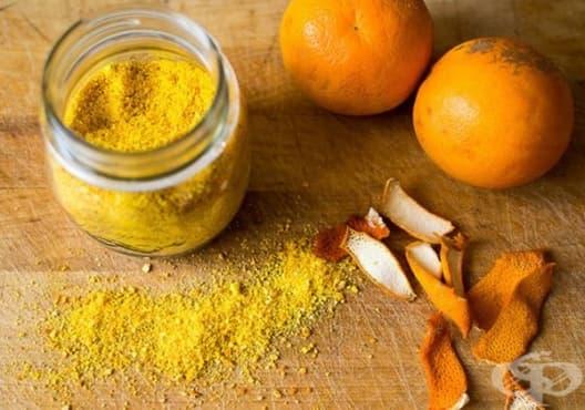 Подобрете здравето на кожата, сърцето и белите дробове с мандаринови кори - изображение