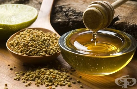 Насърчете отслабването с напитка от пчелен прашец - изображение