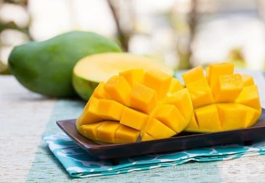 Вижте 5 здравни ползи от консумацията на манго - изображение