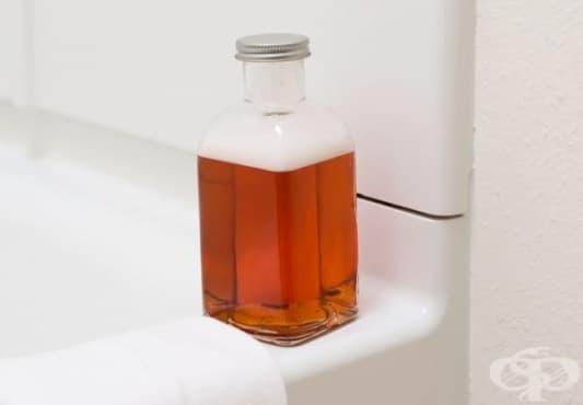 Направете си домашна пяна за вана с аромат на лайка и ванилия - изображение