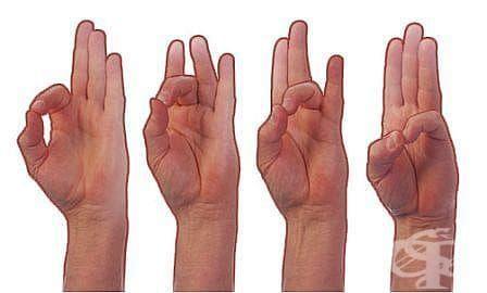 Правете гимнастика за ръце срещу ревматоиден артрит - изображение