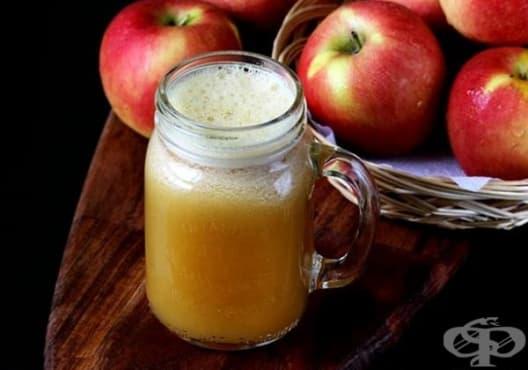 Преборете сутрешната умора с напитка от ябълки и цитрусови плодове - изображение