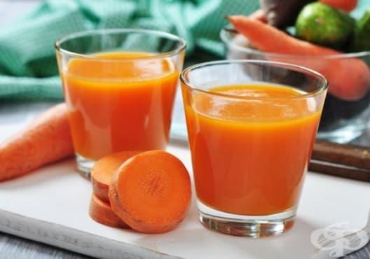 Преборете умората с напитка от морков и чесън - изображение