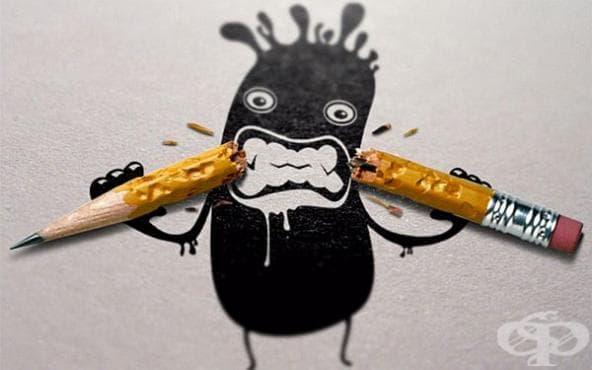 Пребройте до десет или се разходете навън, за да овладеете гнева - изображение