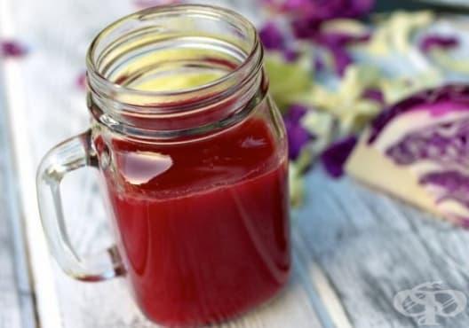 Пречистете бъбреците с напитка от зеле, цвекло и целина - изображение