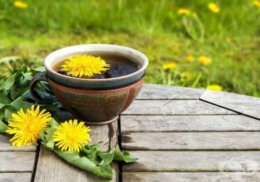 Пречистете черния дроб и кръвоносните съдове с кафе от глухарче  - изображение