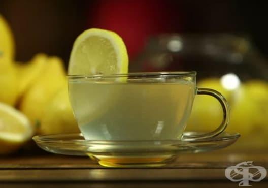 Пречистете черния дроб с чай от лимонова кора - изображение