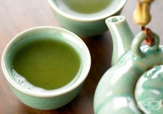 Пречистете белите дробове със зелен чай и липа - изображение