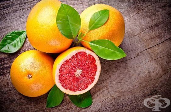 Пречистете жлъчния мехур и черния дроб със зехтин и грейпфрут - изображение