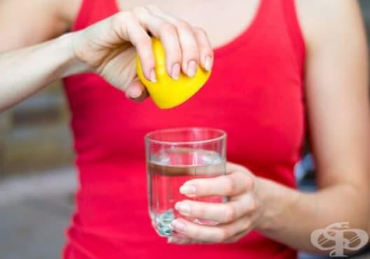 Предотвратете гаденето със сода, захар и лимон - изображение