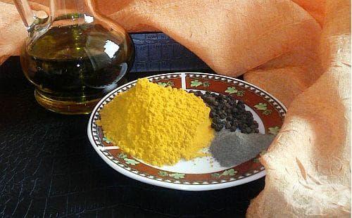 Предотвратете появата на болести със смес от куркума, черен пипер и зехтин - изображение