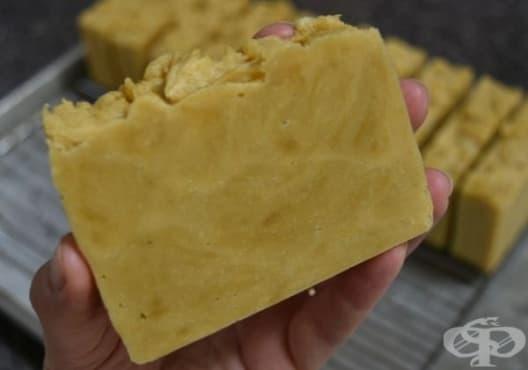 Предотвратете появата на кожни заболявания със сапун от мед, кокос и морков - изображение