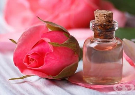 Предотвратете прекомерното потене с роза и чаено дърво - изображение