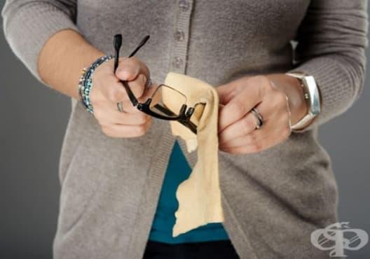 Премахнете драскотините по очилата чрез 11 начина - изображение