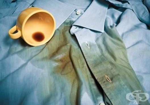 Премахнете петната по дрехите чрез 12 начина - изображение
