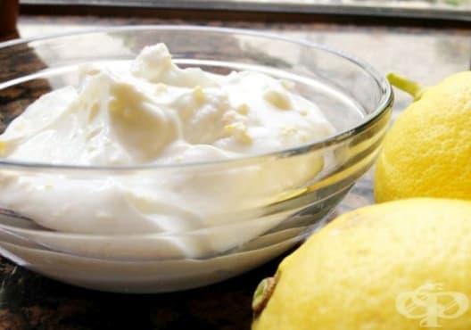 Премахнете пърхота с кисело мляко, розмарин и лимон - изображение