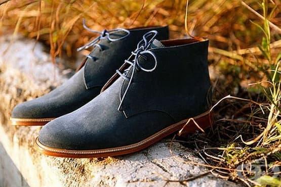 Следвайте тези 3 основни препоръки, за да запазите велурените обувки в добро състояние - изображение