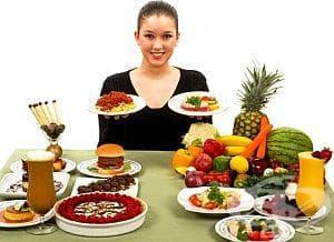 Пресмятайте енергийните единици на храната, за да контролирате кръвната захар - изображение