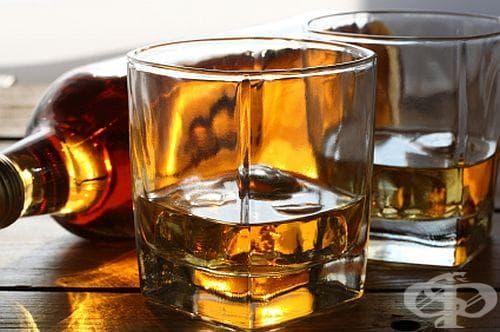 При натравяне с фалшив алкохол използвайте етилов спирт като противоотрова - изображение