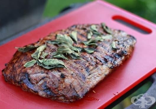 Пригответе крехко и сочно месо с помощта на сода за хляб - изображение