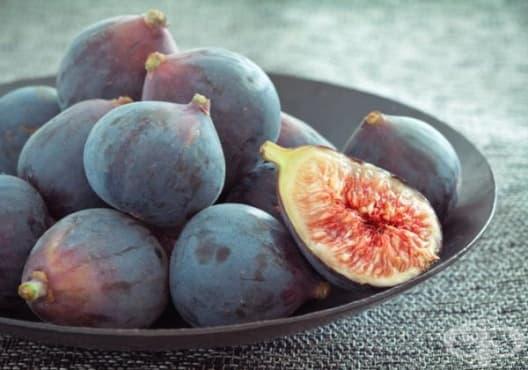 Прилагайте паста от смокини срещу възпалени сливици - изображение