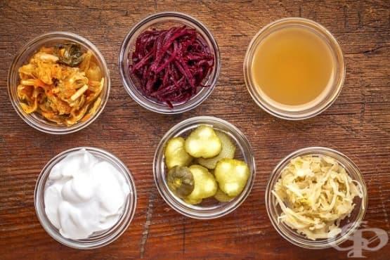 Набавете си полезни пробиотици с 5 вида храни - изображение
