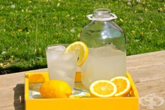 Пречистете храносмилателната си система с домашно приготвена пробиотична лимонада - изображение