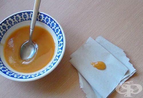 Проверете за 10 минути дали е истински медът чрез бърз тест с хартия - изображение