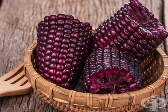 Подобрете състоянието на сърцето и метаболизма с екстракт от лилава царевица - изображение