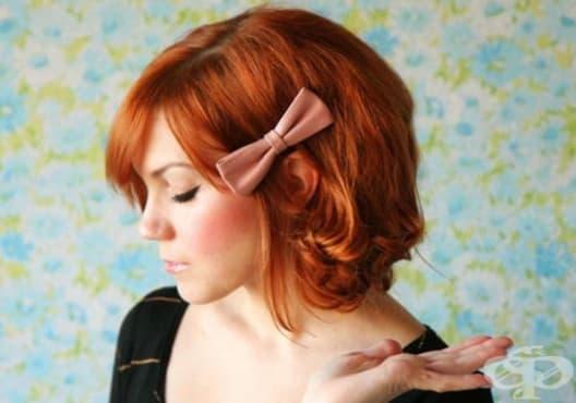 Разберете дали късата коса ще ви отива с помощта на този лесен трик - изображение