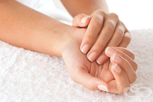 Разберете какво е здравословното състояние на човек по ноктите му - изображение