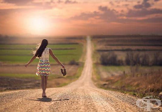 Разходките сред природата помагат срещу депресия - изображение