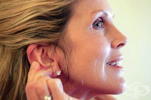 Разтривайте носа и ушите си за добро настроение - изображение