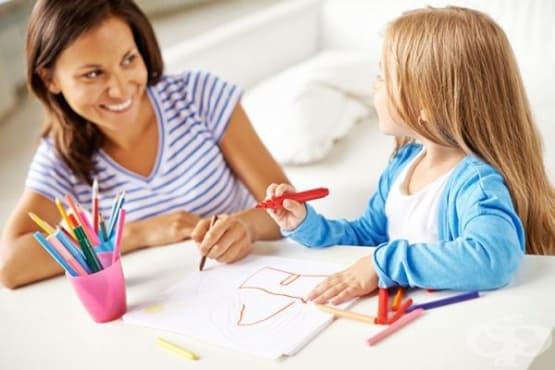 Насърчете творческото и критичното мислене на децата с рисуване - изображение