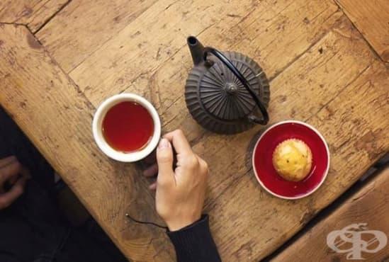 Насърчете отслабването с чай от ройбос и лимон   - изображение