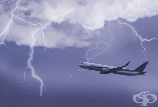 Избягвайте алкохола и кафето по време на полет - изображение