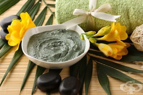 Направете шампоан за мазна коса със зелен чай - изображение
