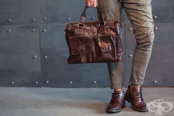 Използвайте 5 начина за почистване и поддръжка на кожени обувки - изображение