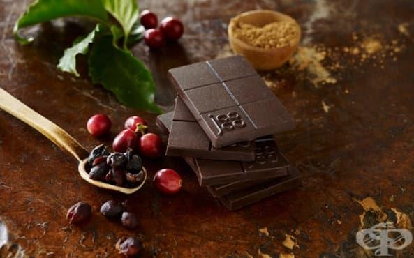 Заличете синините по кожата с шоколад - изображение