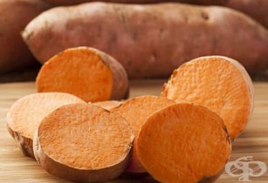 3 причини да включите сладки картофи в менюто на вашето бебе - изображение