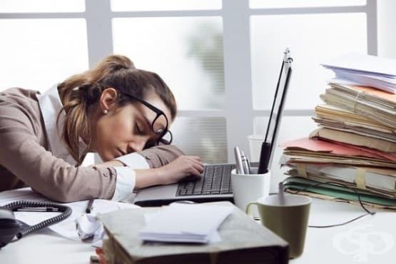Избягвайте недоспиването по 4 важни причини - изображение