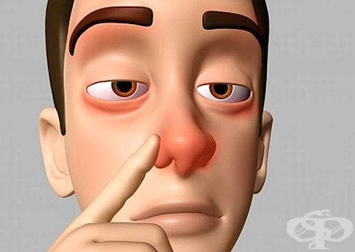 Сложете тампони с ракия в ноздрите си за отпушване на носа при хрема - изображение
