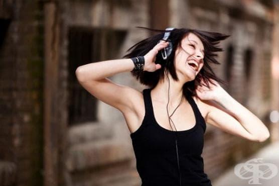 Слушайте жизнерадостна музика, за да премахнете печалното си настроение - изображение