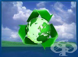 Смачквайте отпадъците си, за да заемат по-малко място в контейнерите - изображение